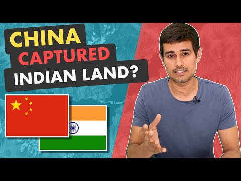 India vs China Border | Explained by Dhruv Rathee