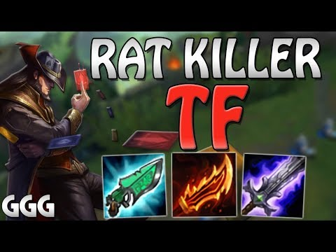 AD TWISTED FATE IS A LOW ELO MONSTER??? - League of Legends S8 Jungle Gameplay thumbnail