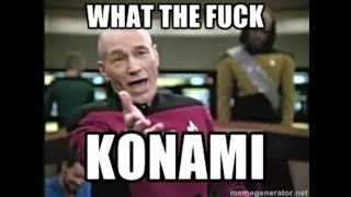Konami Stops Investing Into AAA Games