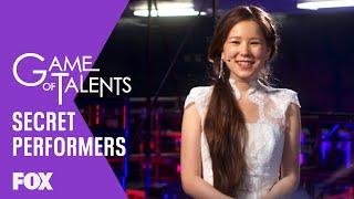 Meet The Secret Performers: Week 3 | Season 1 Ep. 3 | GAME OF TALENTS