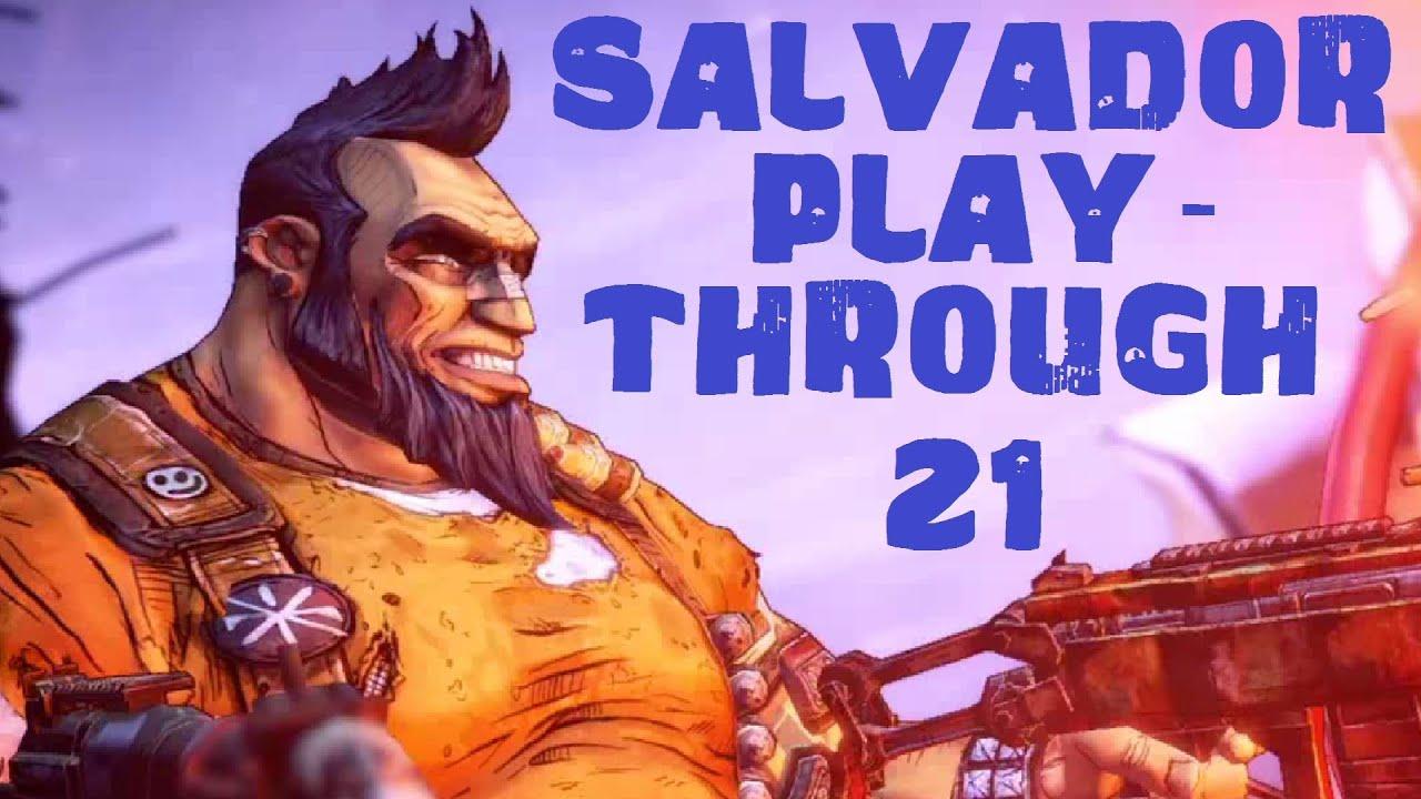 Borderlands 2 - True Vault Hunter Mode - Salvador The Gunzerker Playthrough 21