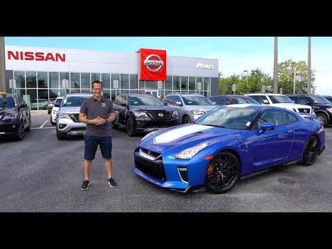 Is the 2020 Nissan GTR 50th Anniversary Edition WORTH the PRICE?
