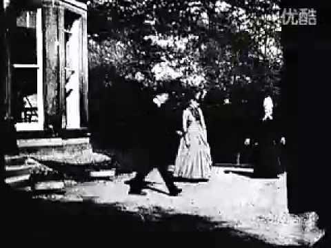 世界上第一部電影1888年《朗德海花園場景》 (法語:Une scène au jardin de Roundhay)