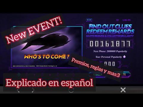"🔴🔴 NEW EVENT ""WHO'S TO COME"" Explicado en Español - Mobile Legends Bang Bang - Premios y Reglas thumbnail"