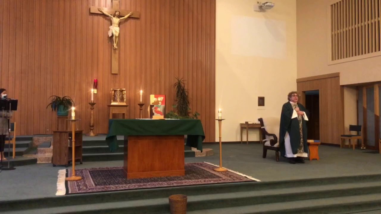 2nd Sunday in Ordinary Time, Live Stream, Jan 17, 2021