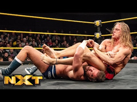 Matt Riddle vs. Drew Gulak: WWE NXT, Feb. 6, 2019