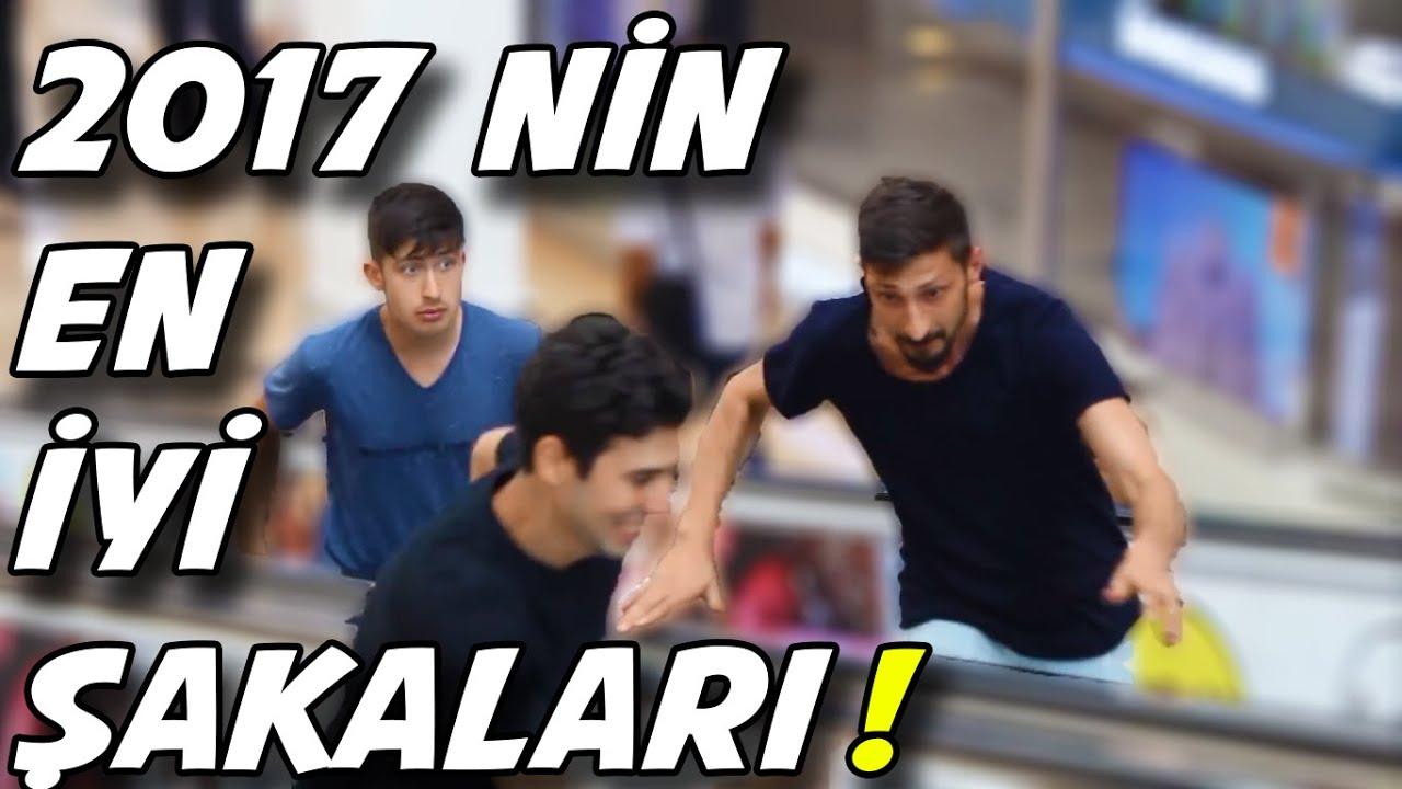 Türkiye'de Yapılan En İyi Şakalar 2017 komik video