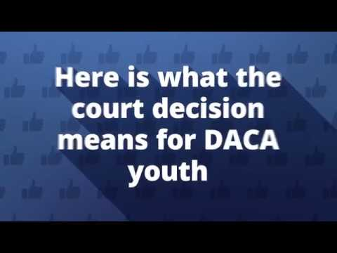 DACA renewal applications now accepted!