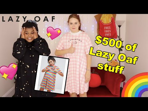 OUR LAZY OAF COLLECTION - $500 WORTH