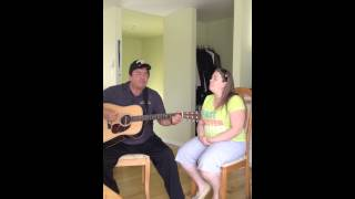 "Roger Lee Martin and Nancy Vignola cover of ""Don"