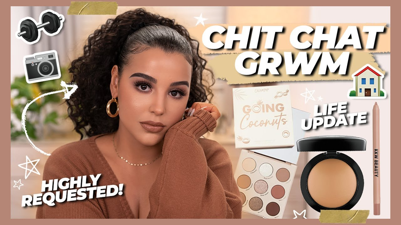Chit Chat Grwm Life Update 2020 Youtube Since then, its grown into a juggernaut for hosting and sharing billions of videos. chit chat grwm life update 2020