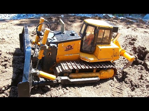 how to build a bulldozer
