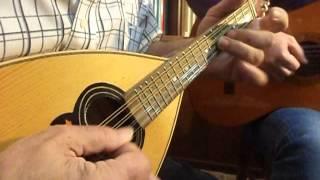 Tarantella Napoletana  Italian Mandolin music by Antonio Calsolaro