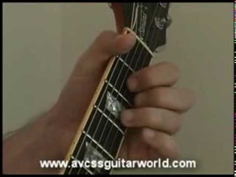 Easy Guitar Lesson Learn The A D E Chord Progression Youtube