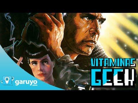 La historia del Cyberpunk | Vitaminas Geek con el Dr. Gaffer | Garuyo