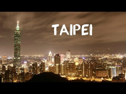 Travel Vlog #10 Taipei Night Markets, UBikes, FX Hotel.