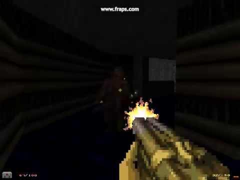 Doom RPG 2 Super Shotgun Reload Animation (Beta)