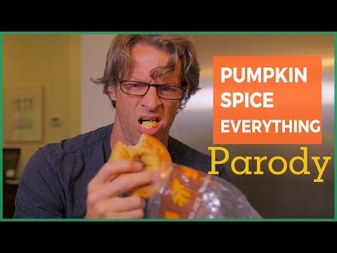 Pumpkin Spice Parody | Great Pumpkin Debate | The Holderness Family