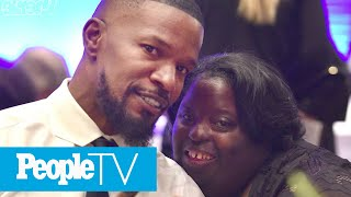 Jamie Foxx's Younger Sister DeOndra Dixon Dies At 36: 'She Is In Heaven Now Dancing' | PeopleTV