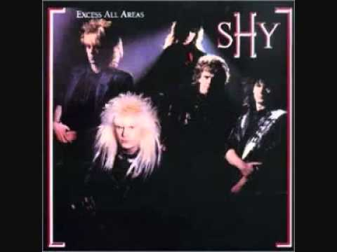 Shy - Can't Fight The Nights (1987)