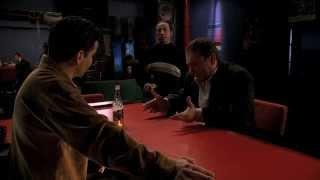 The Sopranos - Furio takes over gambler