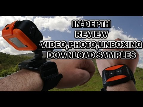 Soocoo 60 Action Camera Review Unboxing Video Audio Photo testing