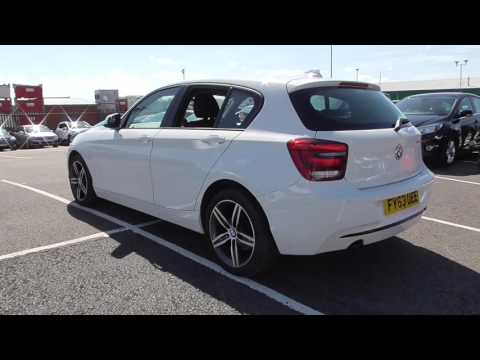 BMW 1 Series 118D SPORT U112300 - YouTube