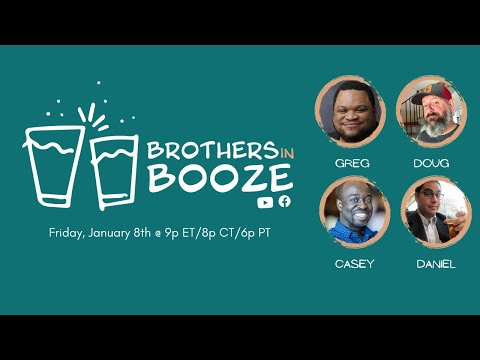 Brothers in Booze welcomes Daniel Fisher