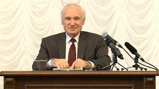 А.И.Осипов Православие это новая жизнь, которая заключается в изменении себя.