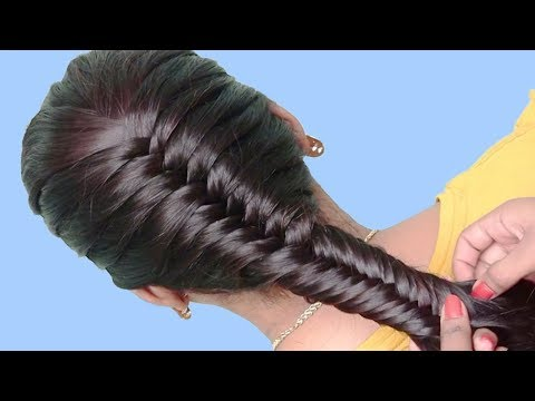 5 Everyday hairstyle for housewives || Latest Juda hairstyle | Updo hairstyles | Cute hairstyles thumbnail