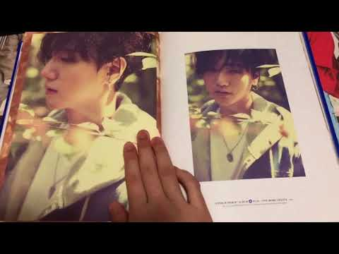 Super Junior슈퍼주니어 8th album Play Black Suit, One More Chance ver unboxing