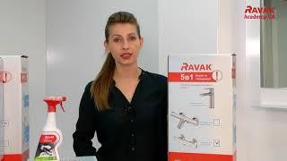 Обзор набора смесителей для душа Ravak Termo 5-в-1