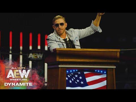 AEW Super Wednesday Debate Part 2 | AEW Dynamite, 8/5/20