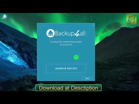 Backup4all Professional 6.5.373