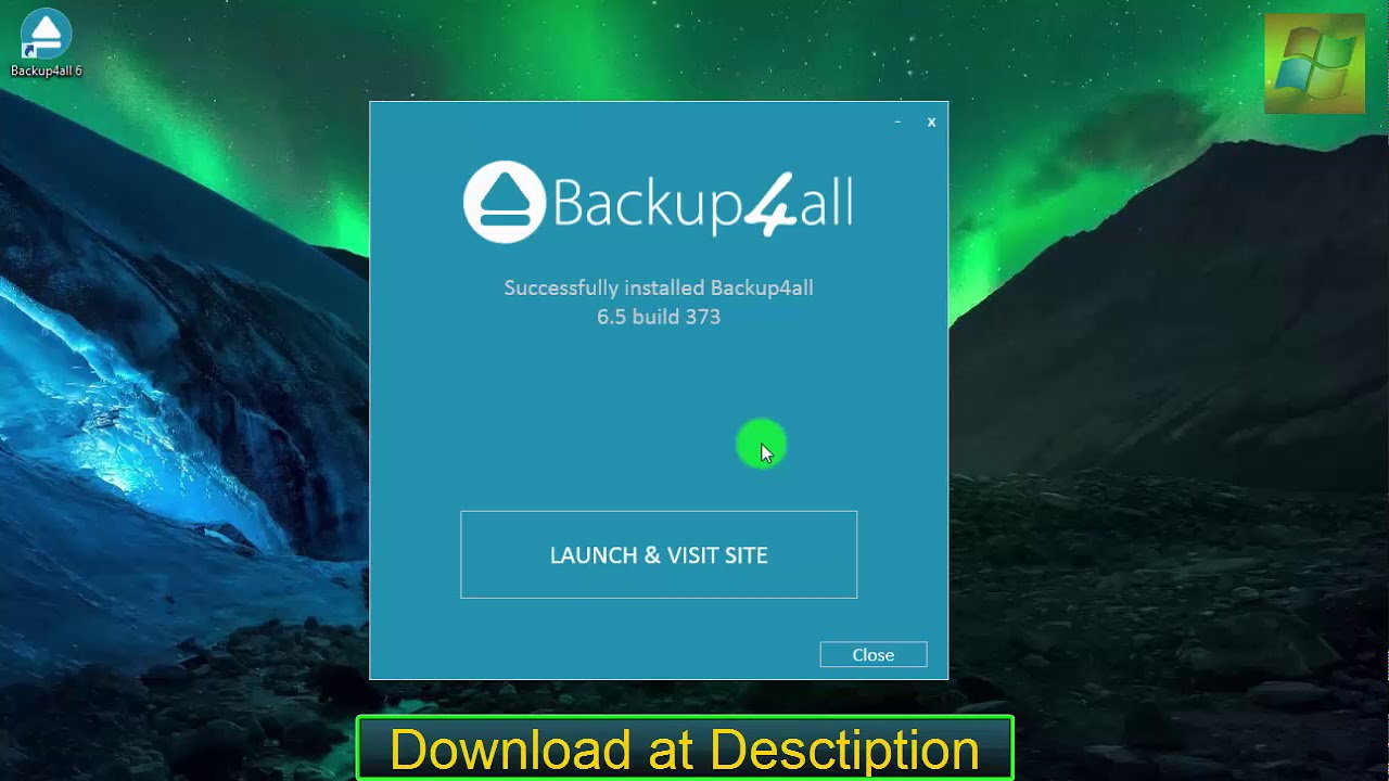 Backup4all Pro 7.3 Crack With Serial Key Free Download 2019