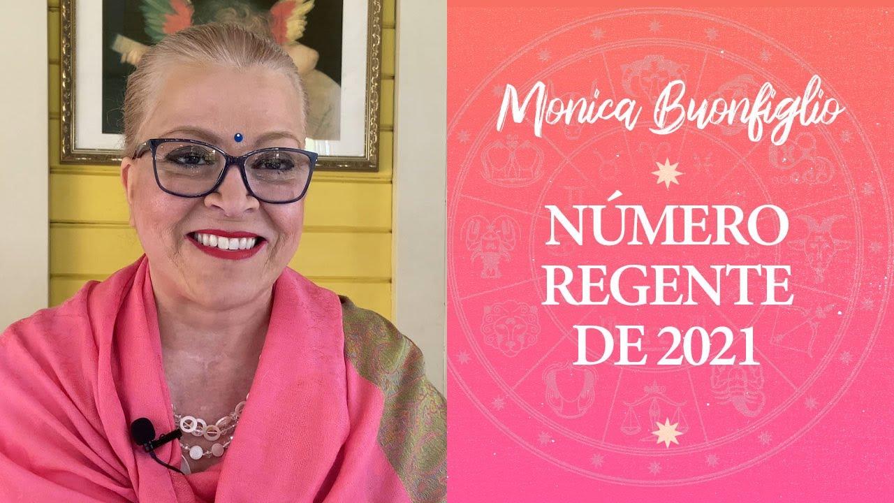 O NÚMERO REGENTE DE 2021