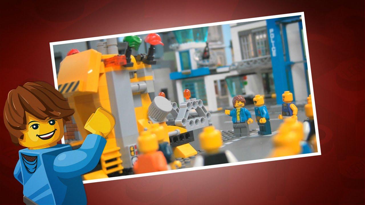 City Lego Club Show Adventures Of Max