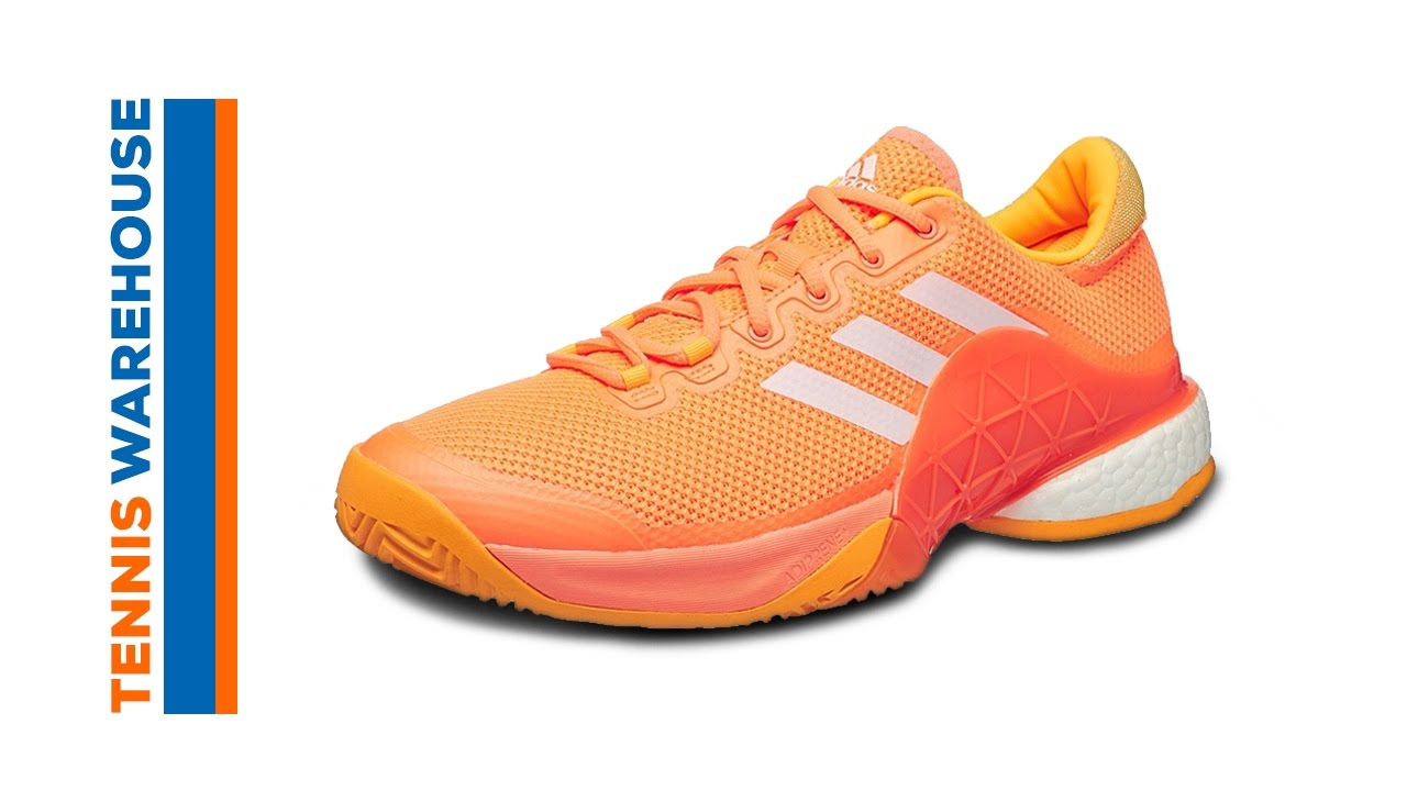 new products e72ed adb8a adidas Barricade 2017 Boost Mens Shoe Review