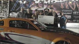 STK Racing Kayla Morton wins Redemption 8.0 !!