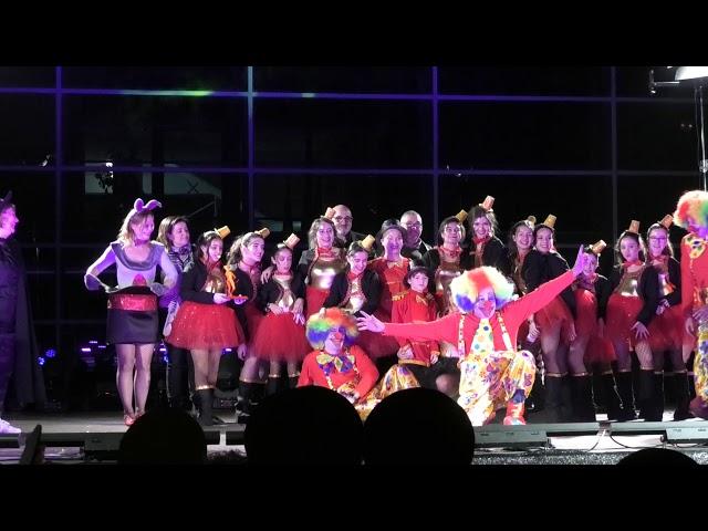 6Carnavales Dance Factory Alcorcón 2020