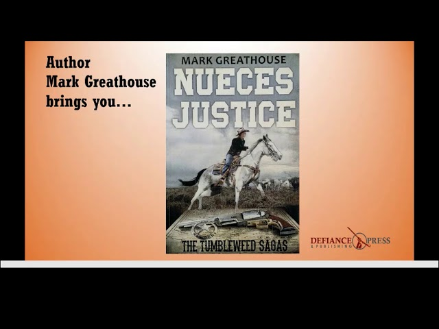 Nueces Justice Promo X Medium