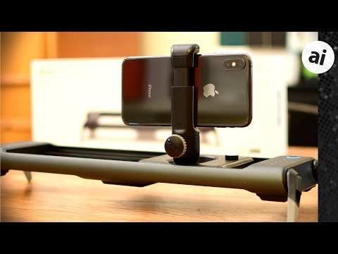 Review: ROV Mobile & Pro Sliders Add Cinematic Motion to Your iPhone & DSLR Shots