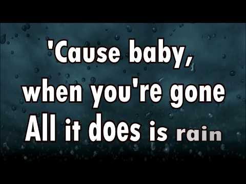 The Script - Rain (LYRICS)