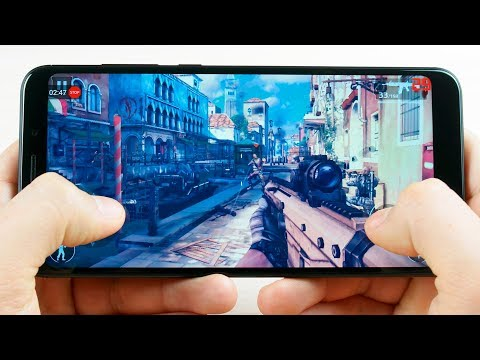 Xiaomi Redmi 5 Plus - БОЛЬШОЙ ТЕСТ ИГР С FPS! Games (FPS - во всех современных играх) + НАГРЕВ!