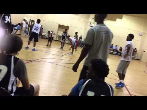Dream Team 1 vs North Tulsa Elite