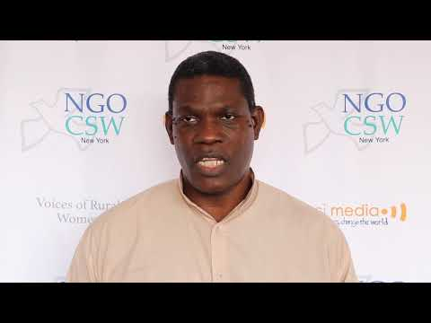 Tyrone Buckmire, Director, Legal Air and Counseling Clinic, Grenada