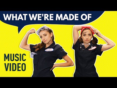 Brooklyn & Bailey – What We're Made Of (Official Music Video)