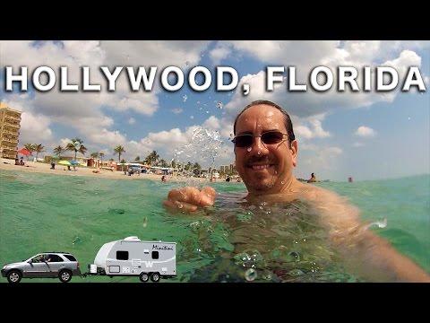 Hollywood, Florida   Traveling Robert