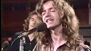 Wishbone Ash live TV performance 1971, two songs