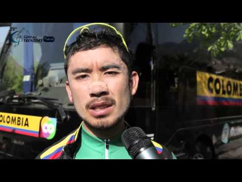 Giro del Trentino Melinda 2015: Rodolfo Torres at stage-3 eve